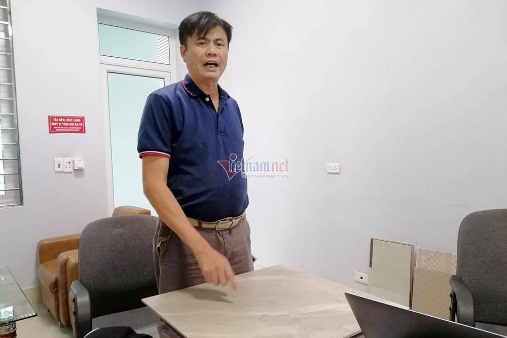Vụ ô nhiễm nước sạch sông Đà, con gái Chủ tịch công ty gốm sứ gặp công an-1