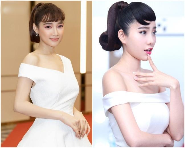Nhã Phương và Nam Em từng có không ít màn đụng độ style, ai cũng đẹp nhưng so sánh hơn thua lại quá cách biệt-4