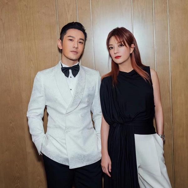 Hiếm khi mặc đồ đôi với vợ, thế mà Huỳnh Hiểu Minh lại diện đồ xuyệt tông với Triệu Vy khiến fans khó hiểu-4