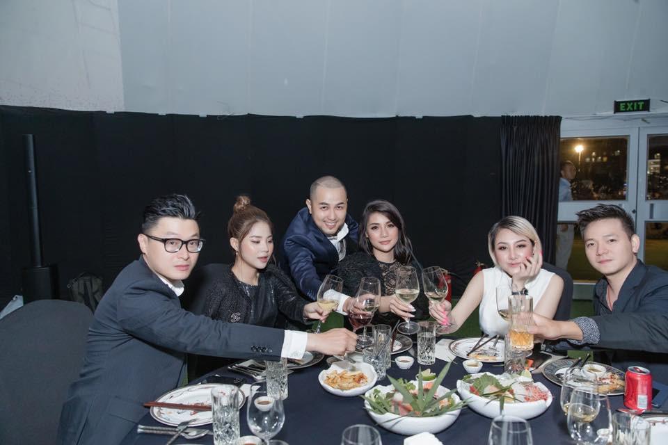 Anh trai ca sĩ Bảo Thy tổ chức sinh nhật kiểu đại gia, rạp mời khủng to như ăn cưới-4