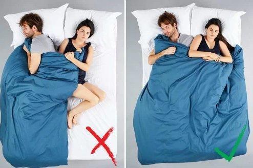 5 kiểu ngủ của vợ chồng báo trước rạn nứt hôn nhân-3