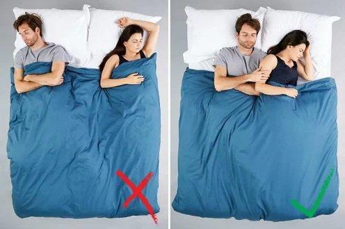 5 kiểu ngủ của vợ chồng báo trước rạn nứt hôn nhân-4