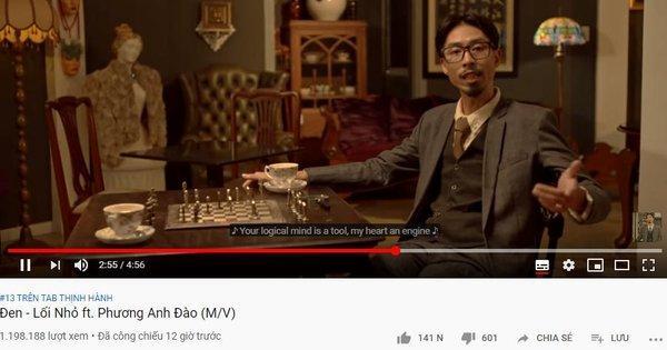 Đen Vâu thất bại thảm hại khi tung 2 MV cùng lúc: Một MV lọt top trending và view vài triệu, MV còn lại... không ai biết!-2