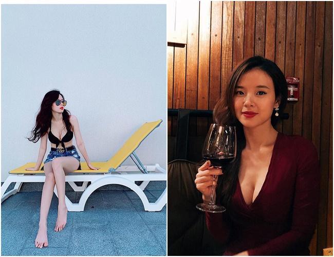 Thái Trinh, Khổng Tú Quỳnh và loạt mỹ nhân Việt lột xác sexy ngoạn mục sau chia tay-12