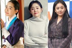 Hành trình nhan sắc ngày càng béo của 'em gái quốc dân' Moon Geun Young