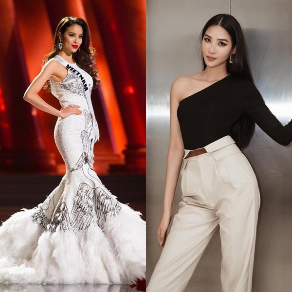 Phạm Hương: Hoàng Thùy thiệt thòi khi thi Miss Universe 2019 tại Mỹ-2