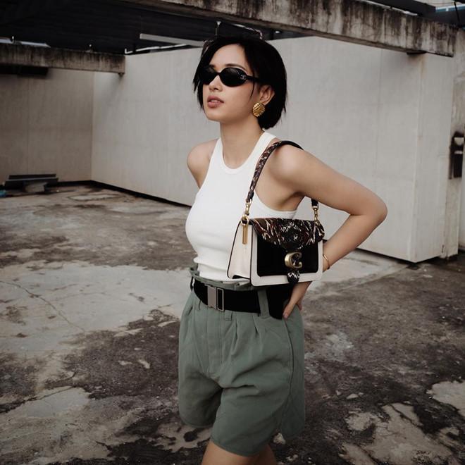 Vượt mặt Ngọc Trinh, Khánh Linh là mỹ nhân Vbiz đầu tiên sở hữu túi Chanel độc lạ có giá gần nửa tỷ-2