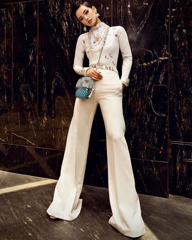 Vượt mặt Ngọc Trinh, Khánh Linh là mỹ nhân Vbiz đầu tiên sở hữu túi Chanel độc lạ có giá gần nửa tỷ-5