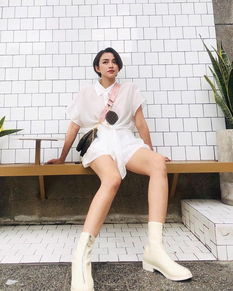 Vượt mặt Ngọc Trinh, Khánh Linh là mỹ nhân Vbiz đầu tiên sở hữu túi Chanel độc lạ có giá gần nửa tỷ-8