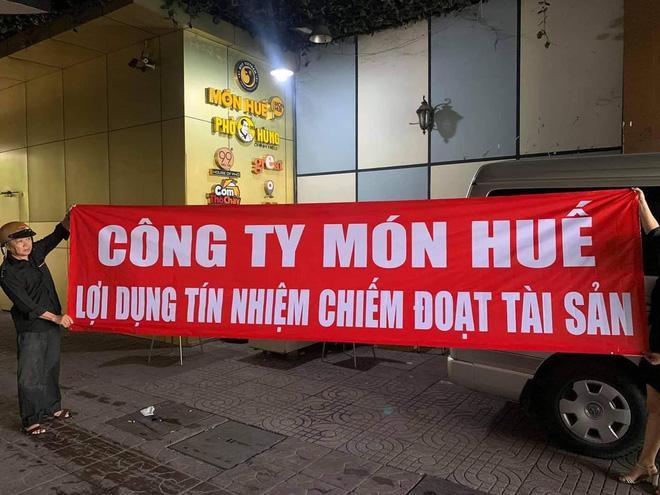 Nhiều cửa hàng Món Huế ngừng hoạt động tại Sài Gòn, cả trăm nhà cung cấp kéo đến đòi nợ hàng tỉ đồng-2