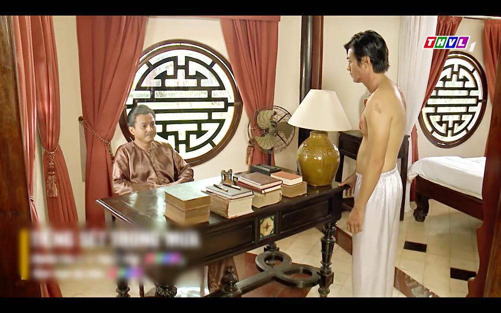 Cao Minh Đạt đồng ý cho con trai lấy em gái cùng mẹ khác cha trong tập 44 Tiếng Sét Trong Mưa-5