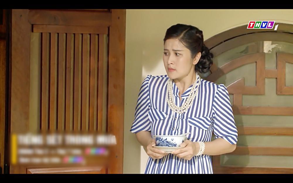 Cao Minh Đạt đồng ý cho con trai lấy em gái cùng mẹ khác cha trong tập 44 Tiếng Sét Trong Mưa-7