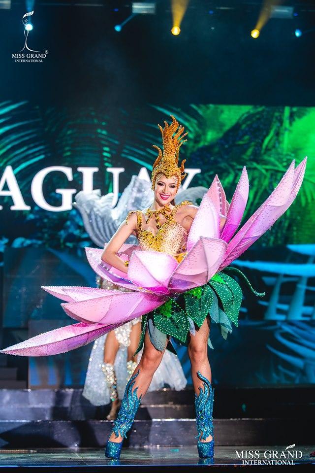 Top 10 quốc phục đẹp nhất Miss Grand International 2019, trong đó có thí sinh giống Mạc Văn Khoa-13
