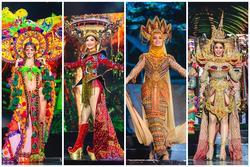 Top 10 quốc phục đẹp nhất Miss Grand International 2019, trong đó có thí sinh giống Mạc Văn Khoa