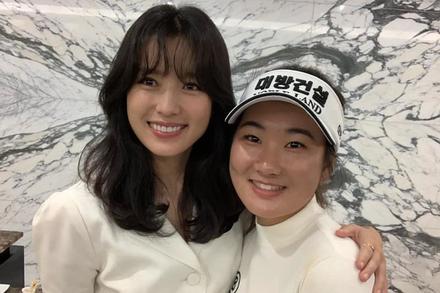 'Mỹ nhân cười đẹp nhất xứ Hàn' Han Hyo Joo nổi bật giữa sự kiện