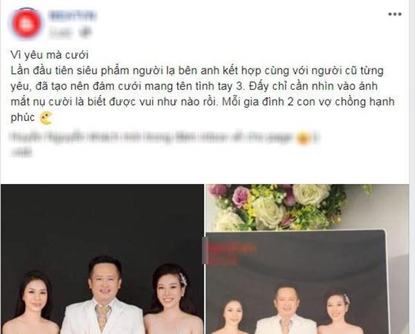 Thực hư đám cưới 2 cô dâu, 1 chú rể ở Thái Nguyên gây xôn xao?-2