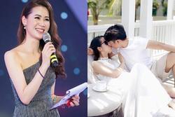 Tròn 10 năm kí bản 'hợp đồng hôn nhân', MC nổi tiếng VTV tung 'ảnh nóng' bên ông xã doanh nhân