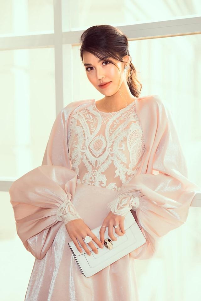 Là mẹ bầu sành điệu nhất nhì Vbiz nhưng Lan Khuê vẫn liên tục than thở chuyện ăn mặc khi mang thai-7