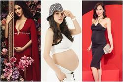 Bên cạnh nhiều tin hỷ, showbiz Việt cuối năm còn nhộn nhịp với sự ra đời của các thiên thần