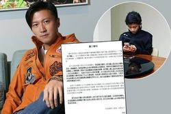 Tạ Đình Phong lên tiếng khi bị con trai ruột chỉ trích