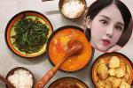 Khéo tay hết phần thiên hạ, vợ Huy Cung khoe thực đơn cả tuần không trùng bữa nào