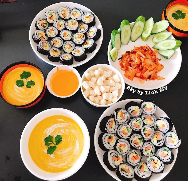 Khéo tay hết phần thiên hạ, vợ Huy Cung khoe thực đơn cả tuần không trùng bữa nào-5