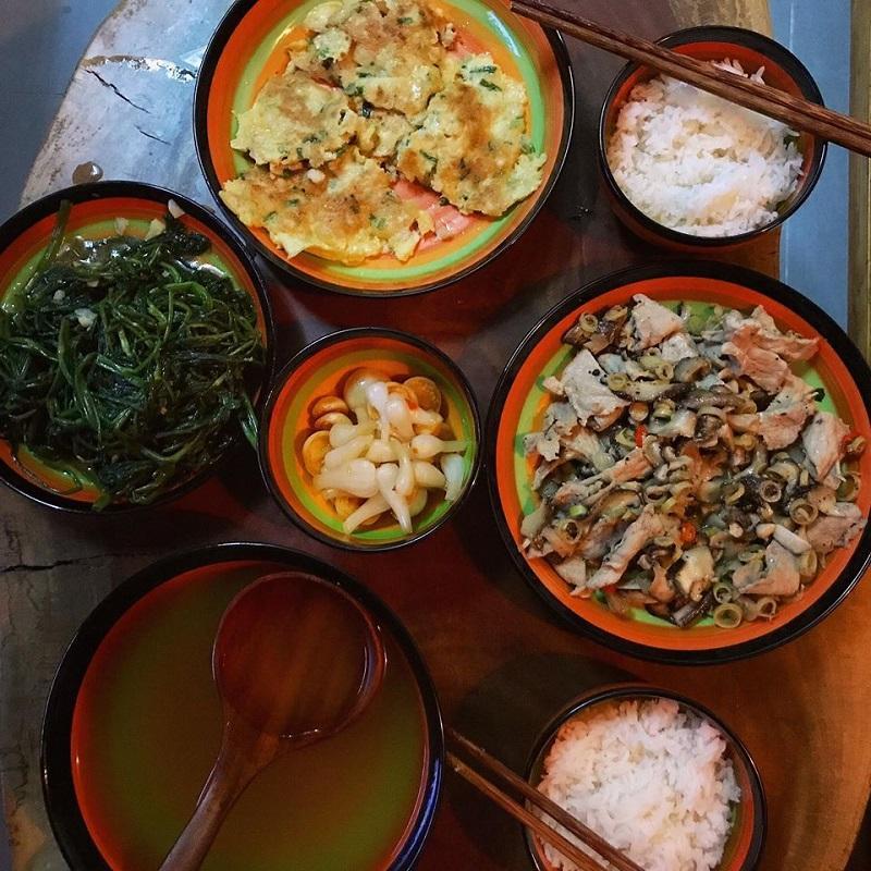 Khéo tay hết phần thiên hạ, vợ Huy Cung khoe thực đơn cả tuần không trùng bữa nào-6