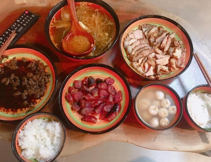 Khéo tay hết phần thiên hạ, vợ Huy Cung khoe thực đơn cả tuần không trùng bữa nào-9
