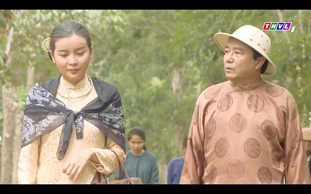 Cao Thái Hà ăn tát vì tội quyến rũ chồng người khác trong tập 46 Tiếng Sét Trong Mưa-1