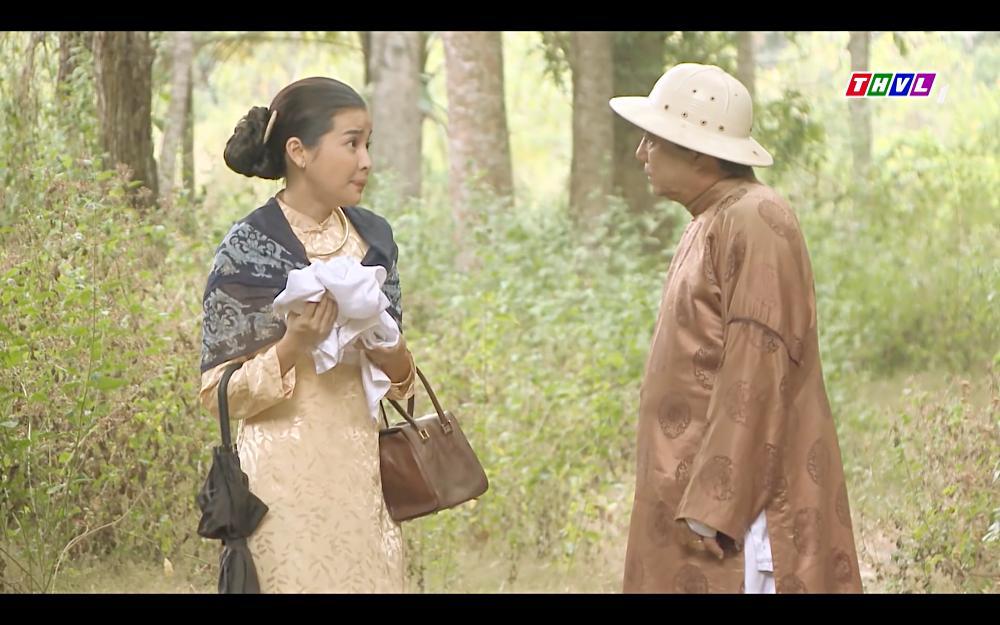Cao Thái Hà ăn tát vì tội quyến rũ chồng người khác trong tập 46 Tiếng Sét Trong Mưa-2