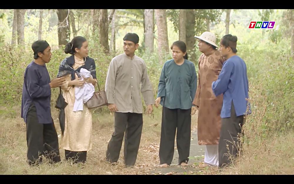 Cao Thái Hà ăn tát vì tội quyến rũ chồng người khác trong tập 46 Tiếng Sét Trong Mưa-3