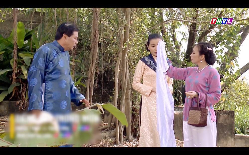 Cao Thái Hà ăn tát vì tội quyến rũ chồng người khác trong tập 46 Tiếng Sét Trong Mưa-8