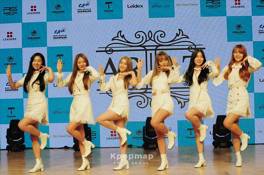 Lịch sử Kpop lần đầu xảy ra: Nữ idol thú nhận quá khứ hút thuốc, rượu chè ngay tại họp báo debut-1