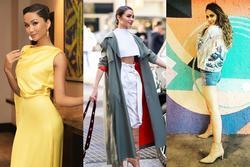 Bản tin Hoa hậu Hoàn vũ 24/10: H'Hen Niê diện đầm đơn sắc vẫn 'chặt' hết các mỹ nữ ăn mặc cầu kỳ