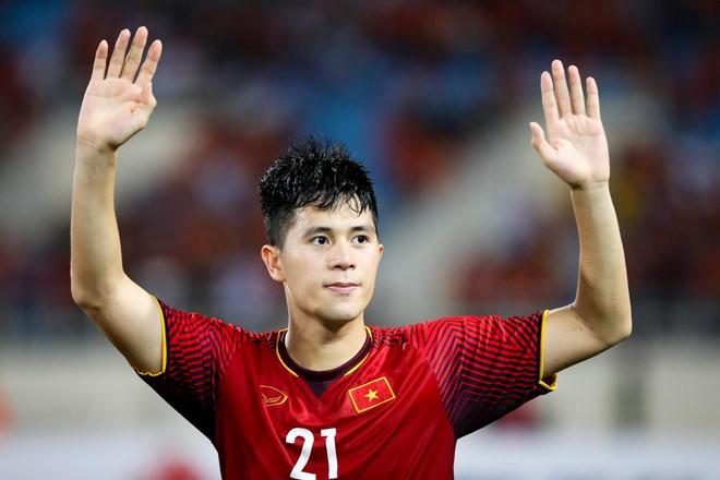 Đình Trọng trở lại U22 Việt Nam, chuẩn bị cho SEA Games-1