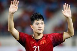 Đình Trọng trở lại U22 Việt Nam, chuẩn bị cho SEA Games
