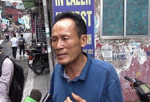 Truy tố ông Hiệp khùng trong vụ cháy làm hai vợ chồng tử vong gần Bệnh viện Nhi-1