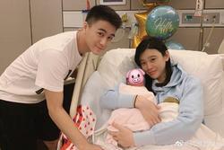 Siêu mẫu nội y Hề Mộng Dao sinh con cho thiếu gia sòng bạc Macau