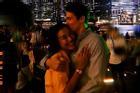 Kỷ niệm 2 năm ngày yêu, Hoàng Oanh chính thức công khai diện mạo bạn trai ngoại quốc