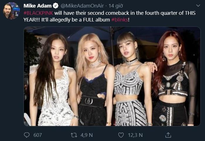 Host radio nổi tiếng nước Mỹ xác nhận BlackPink sắp comeback: Lại có thêm căn cứ để fan trông chờ-2