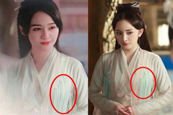 Trịnh Sảng bị phát hiện diện lại đồ cũ của Dương Mịch trong phim Tân Thiện nữ u hồn-3
