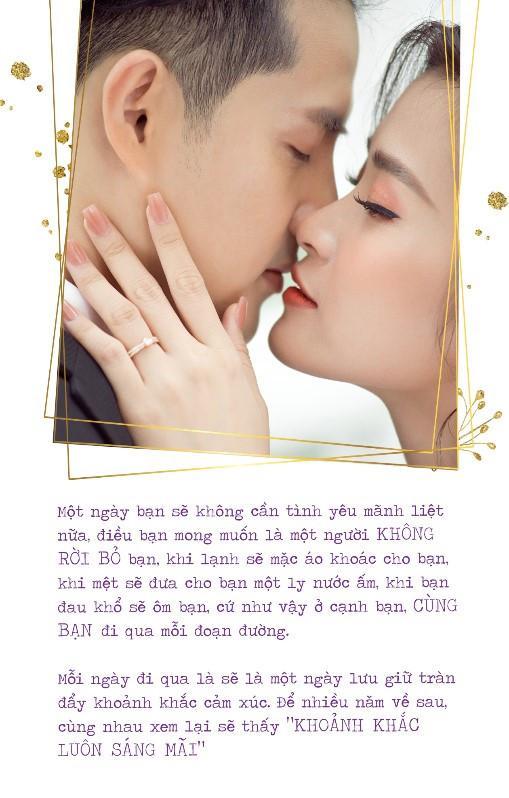 Đông Nhi - Ông Cao Thắng khiến fans sốt xình xịch với ngôn tình thanh xuân trước đám cưới-1