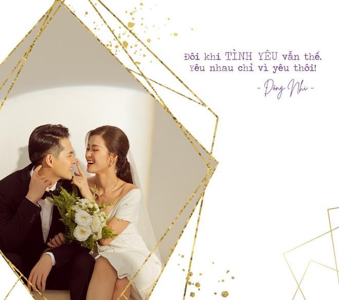 Đông Nhi - Ông Cao Thắng khiến fans sốt xình xịch với ngôn tình thanh xuân trước đám cưới-2