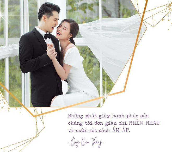 Đông Nhi - Ông Cao Thắng khiến fans sốt xình xịch với ngôn tình thanh xuân trước đám cưới-7