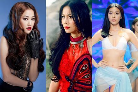 Chân dài Việt và những vai diễn ấn tượng trên màn ảnh