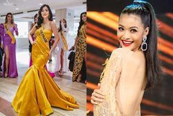 Sáng sớm mai, liệu Kiều Loan có mang được vương miện Miss Grand International 2019 về cho Việt Nam?