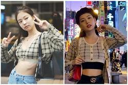 Từng 'hạ đo ván' Jisoo khi đụng hàng vậy mà Chi Pu lại kém sang hơn Jennie vì như mặc đồ fake