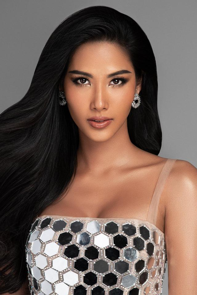 Bản tin Hoa hậu Hoàn vũ 25/10: Hoàng Thùy lộ diện trên trang chủ Miss Universe, nhan sắc chẳng giống ai-2