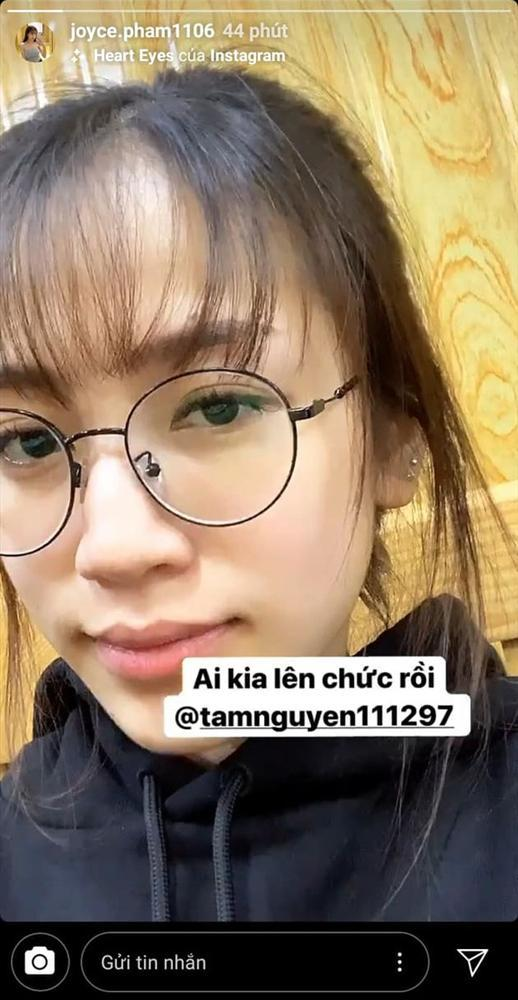 Chưa đầy 2 tháng lấy chồng, tiểu thư Joyce Phạm ngầm thông báo Minh Nhựa lên chức ông ngoại-1