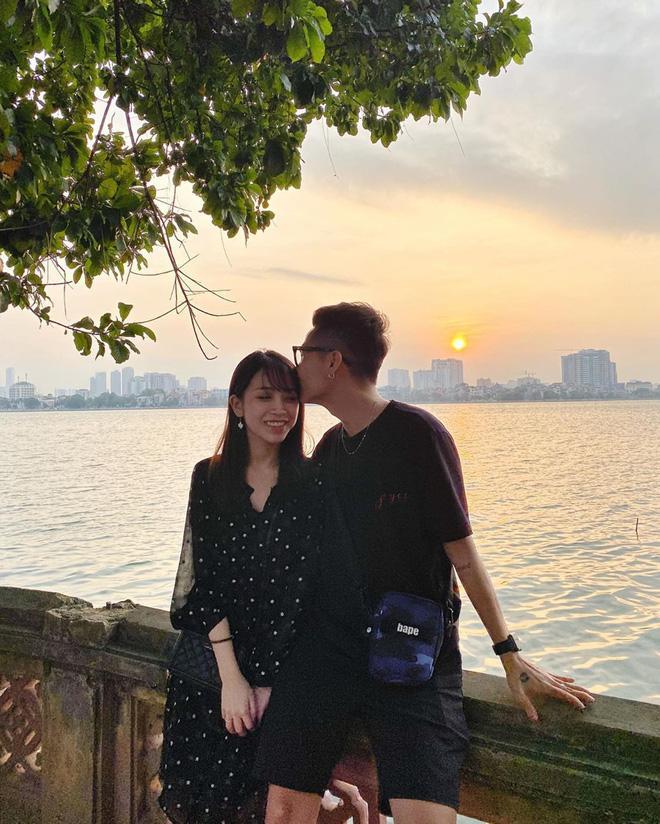 Chưa đầy 2 tháng lấy chồng, tiểu thư Joyce Phạm ngầm thông báo Minh Nhựa lên chức ông ngoại-3